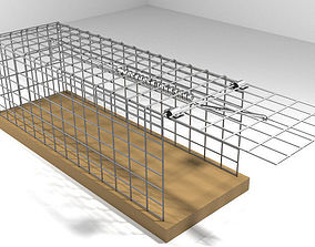 Animal Trapping - Cages 3D model