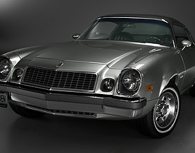 3D model 1975 Chevrolet Camaro