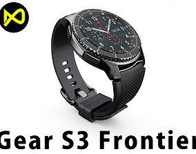 Samsung Gear S3 Frontier 3D