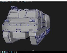 3D asset ATTC Bronco