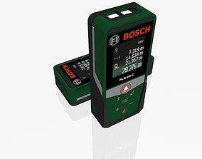 3D BOSCH PLR 40C - Laser Measurement
