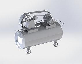 3D model Air Compressure