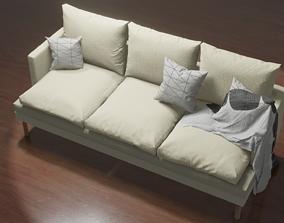 room bed Sofa 3D Model