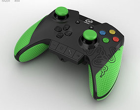 Razer Wildcat Gaming Controller for Xbox One 3D