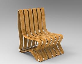 3D print model Armchair 2