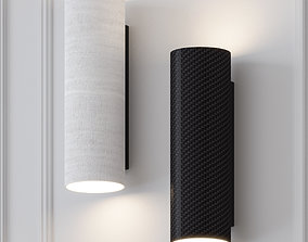 3D model TUBE Wall lamp by Karboxx
