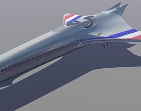 Phoenix Space Transport 3D model