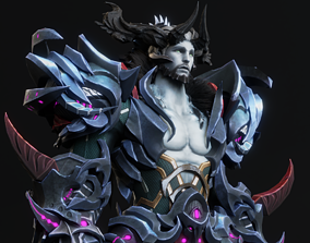 Dragonian Character 3D asset