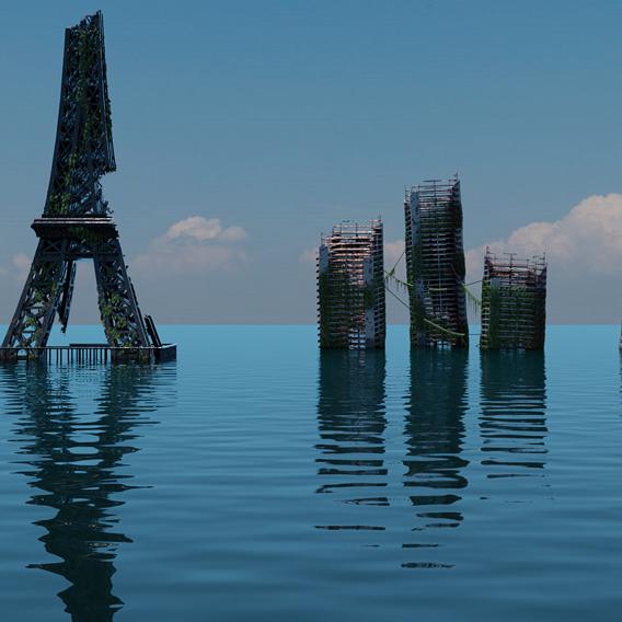 post-apocalyptic paris