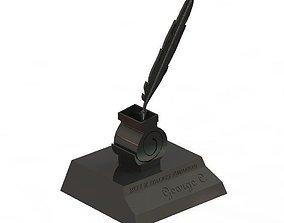 3D model Italics Winner Trophy 2