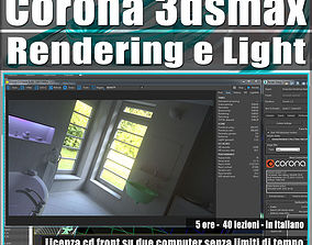 Corona 1 5 in 3dsmax 2017 Rendering e Light Vol 1 Cd 1