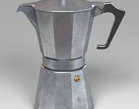 Vintage Italian CoffeeMaker 3D model