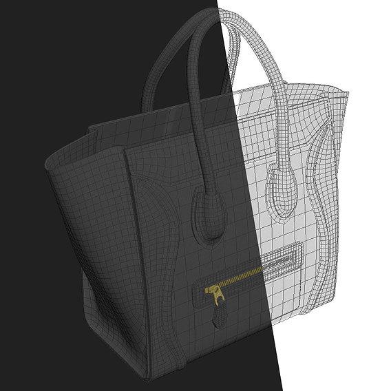 Celine Bag all Black