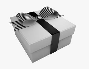 Gift Box square 3D