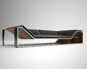lobby lounge sofa 3D