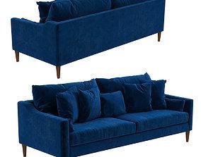 3D Vanguard furniture Thea Stocked Sofa T3V150-2S