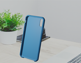 Apple Iphone XS TPU case 3D printable model
