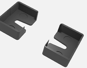 3D printable model Overlays on Lada door locks VAZ-2110