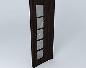 3D Door with frame