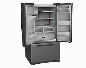 Refrigerator 3D model VR / AR ready