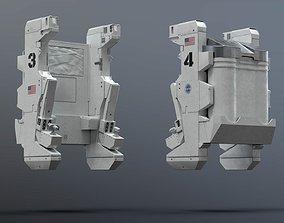 MMU SPACE SUIT 3D