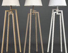 Floor Lamp Vol 2 3D model