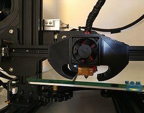 CR-10 Creality 3d Triple Fan Nozzle