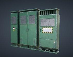 Modular Generators 3D model