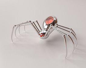 3D model Spider Bot