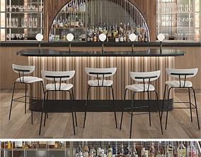 Bar Alcohol 23 3D model