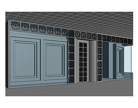 shopfront 3D asset
