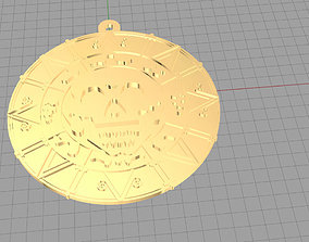 3D print model Medal of the Kings of May