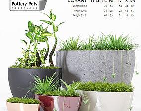 3D Pottery Pots eight