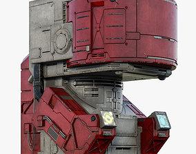 3D Sci-Fi Element 8