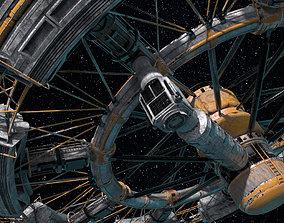Space Module 003 3D