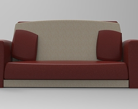 3D print model Couch 18