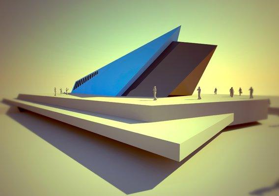 minimal arcitecture