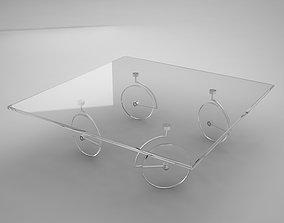 coffe table 5 3D asset