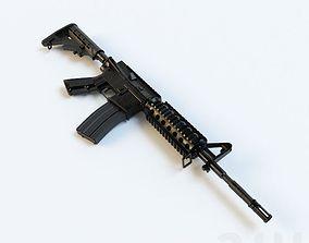 3D model M4 Gun