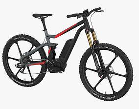 Electric bike 3D