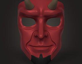 3D model Devil Mask