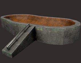 3D asset Skate ramp10