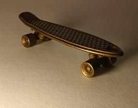 3D printable model Mini Penny Board
