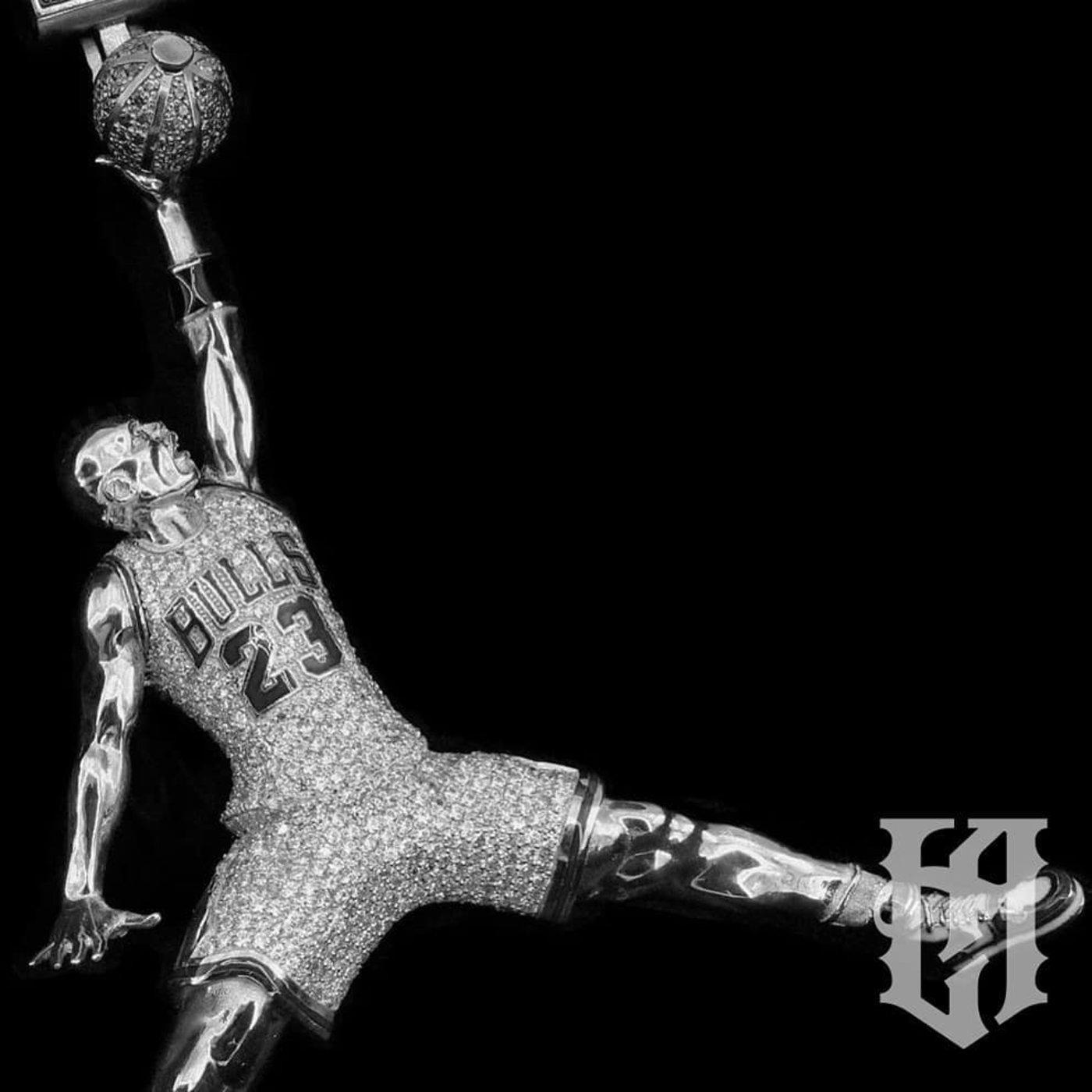 Michael Jordan pendant