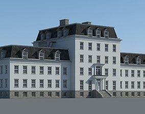 Mansion 003 3D model