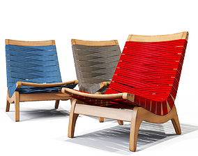 Featherston Relaxation Web Chair 3D