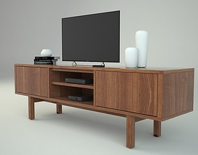 3D model Stockholm Ikea Tv Unit