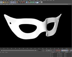 3D printable model Costume Masks