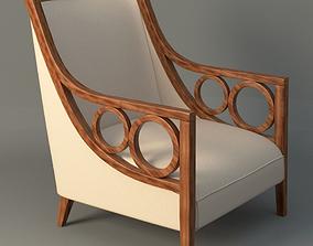 3D model Maclean Arm Chair