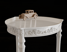 3D model coffetable